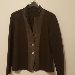Eileen fisher jacket size medium